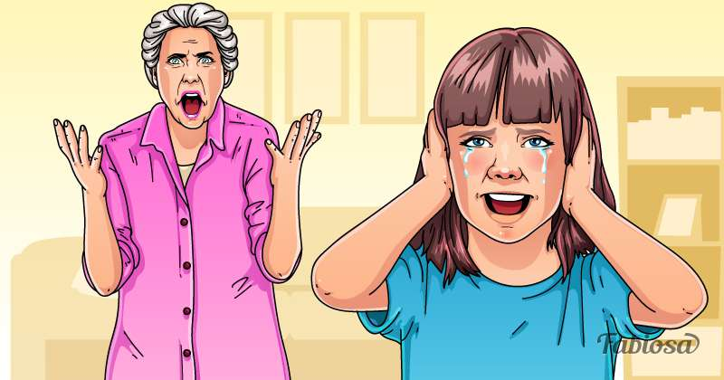 5 Mother's Phrases That Will Make A Child Obedient Yet Lonely5 worst words for grandkids, 5 phrases worst for grandkids, 5 worst phrases from grandparents