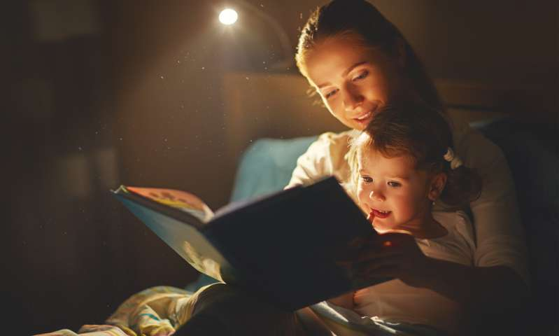 Reading To Your Kids Daily May Do Them More Good Than You Can Imagine, According To Science