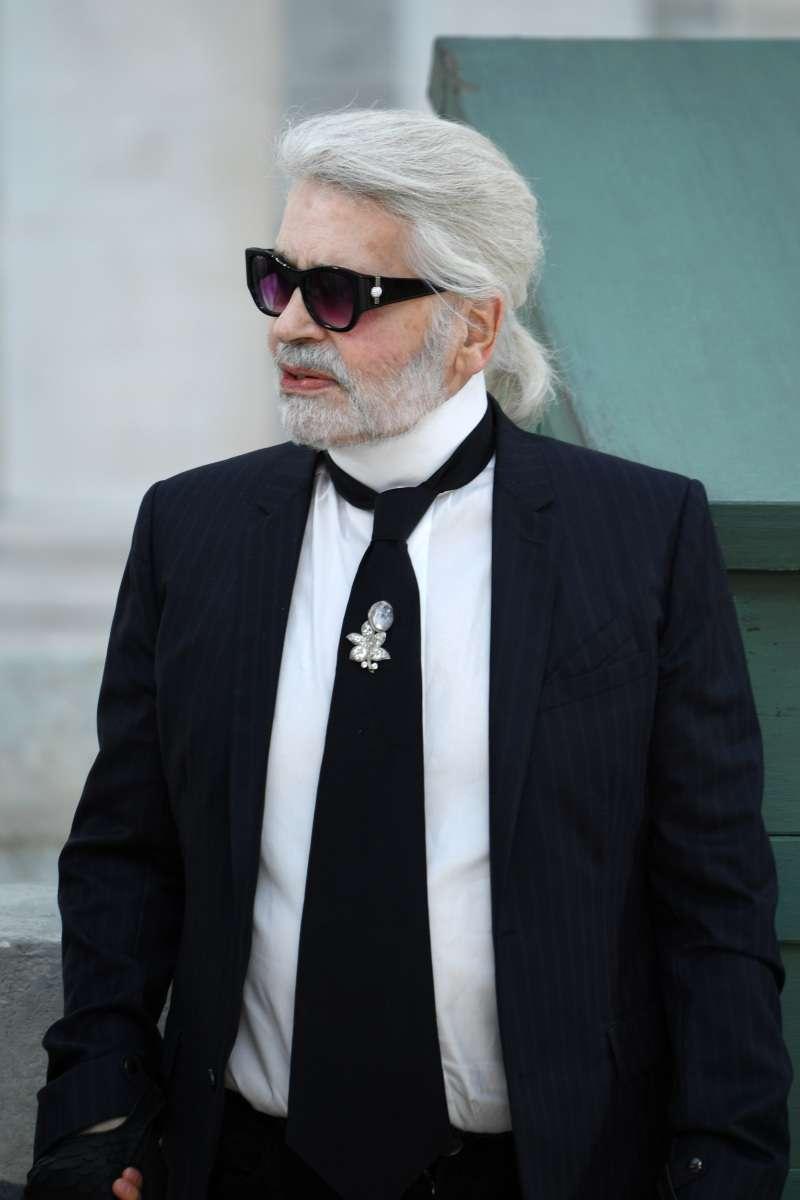 Addio a Karl Lagerfeld, 85 anni, designer e direttore creativo di Chanel