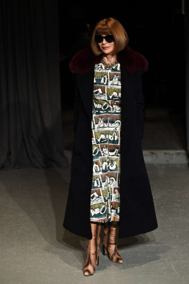 Vogue's Chief Editor Anna Wintour Is 69, And She Is An Admirable Style Icon. Is Her Fashion Success Repeatable?
