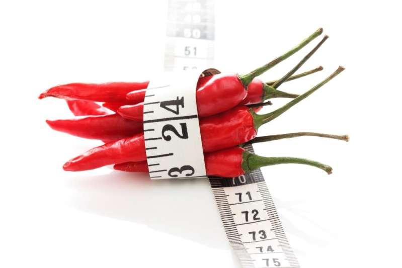 красный и черный перец для похудения