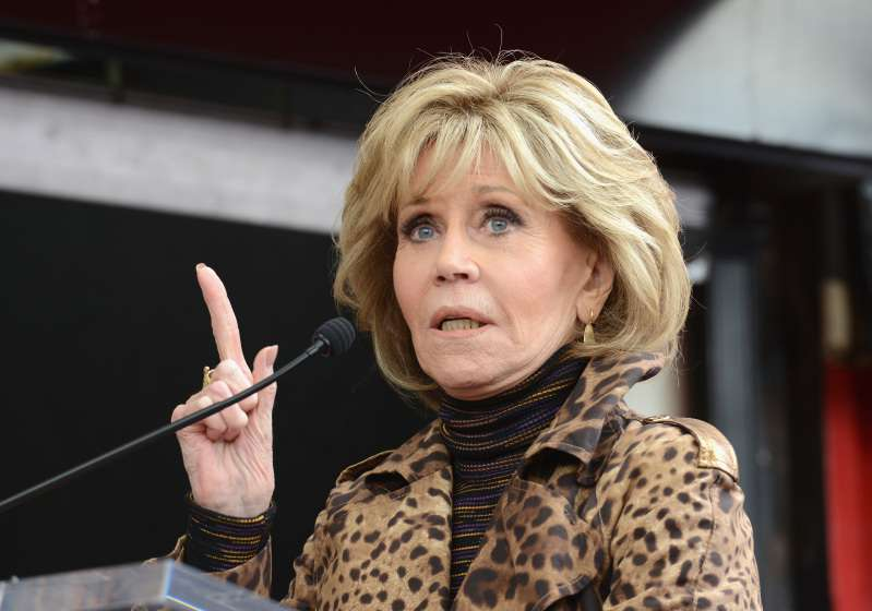 "Jane Fonda Bravely Recalls Her 'Hanoi Jane' Regrets And Controversial Activism In Vietnam: ""I Was Gray-Listed""Jane Fonda Bravely Recalls Her 'Hanoi Jane' Regrets And Controversial Activism In Vietnam: ""I Was Gray-Listed"""