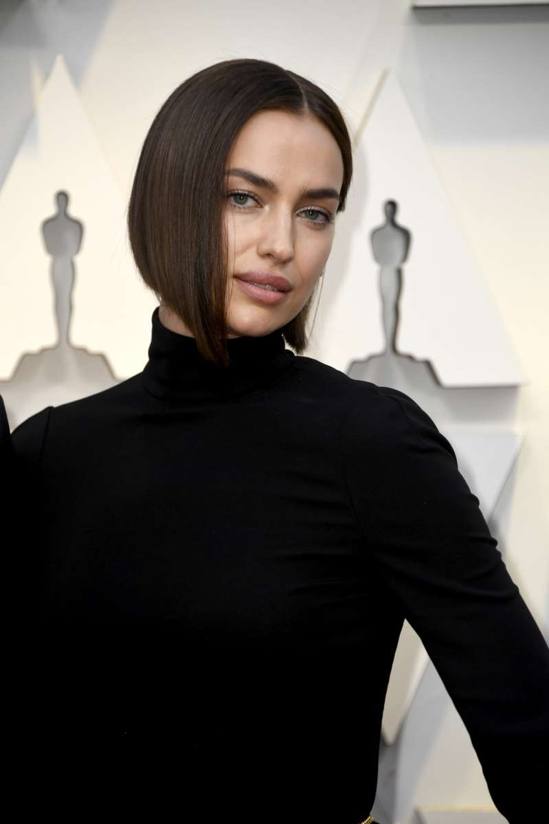 New Trend! Haircut That Has Instantly Become Famous Among Female Celebrities!irina shayk