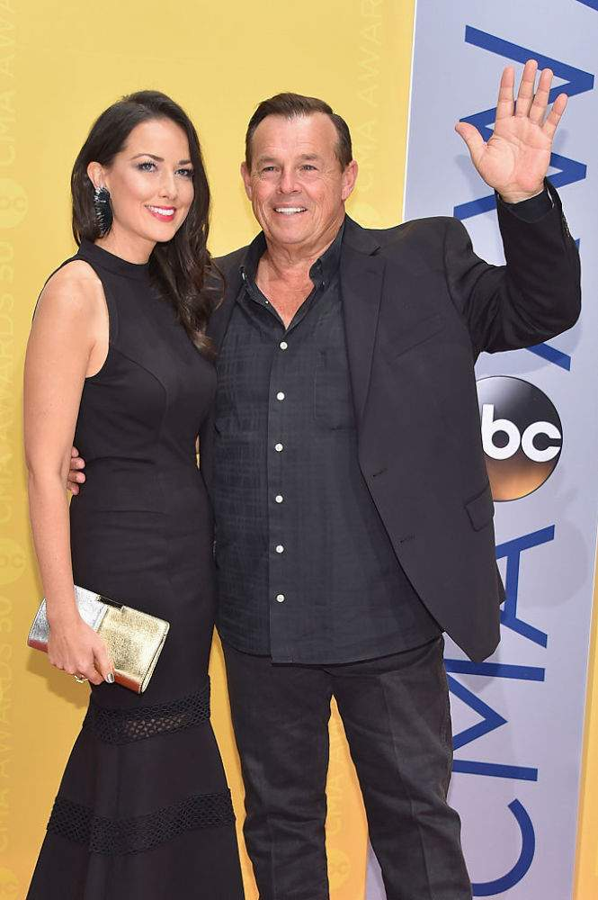 """""""She Is A Gift From God"""": 61-Year-Old Country Legend Sammy Kershaw Welcomes His Newborn Baby Girl""""She Is A Gift From God"""": 61-Year-Old Country Legend Sammy Kershaw Welcomes His Newborn Baby Girl"""