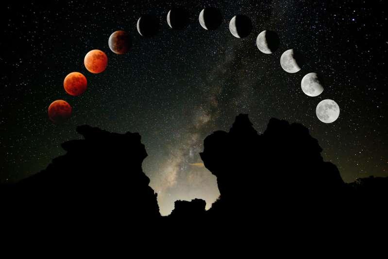 La saison des éclipses du mois de juillet pourrait établir de nouvelles bases pour l'année à venir