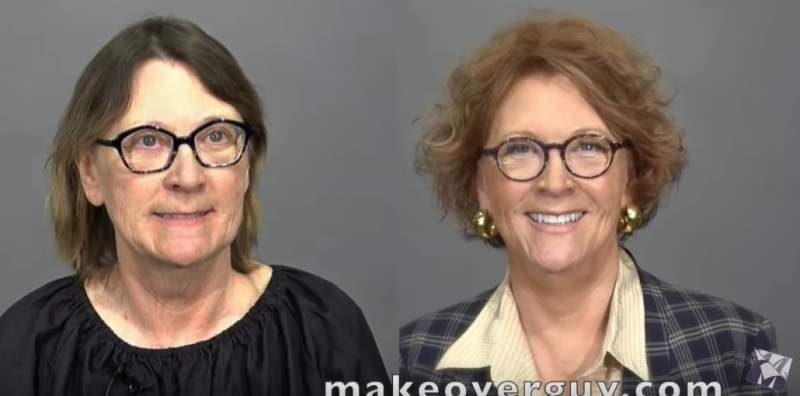 """She Is Truly A Work Of Art!"": Woman Came In For A Makeover After Losing Weight And Came Out With An Exhilarating Result""She Is Truly A Work Of Art!"": Woman Came In For A Makeover After Losing Weight And Came Out With An Exhilarating Result"