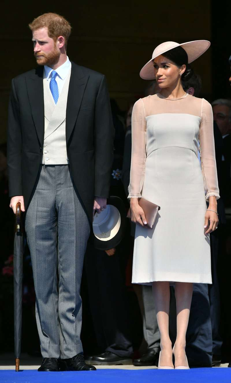 Charming And Classy: 10 Best Harry And Meghan's Outfits