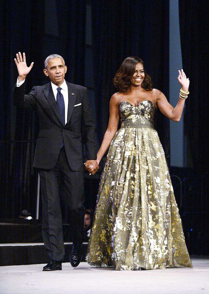 First Lady Of Style: Michelle Obama's 12 Best Images