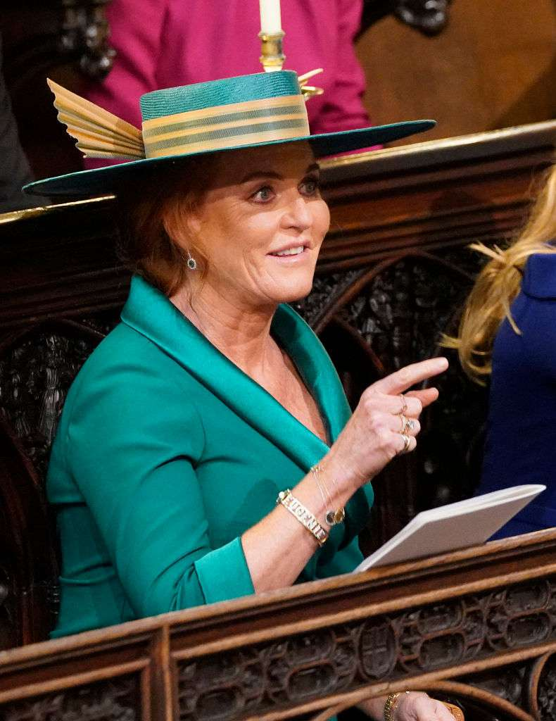 Is The War Over? Prince Philip Changed His Attitude To Sarah Ferguson In A Surprising Way During The Royal WeddingIs The War Over? Prince Philip Changed His Attitude To Sarah Ferguson In A Surprising Way During The Royal Wedding