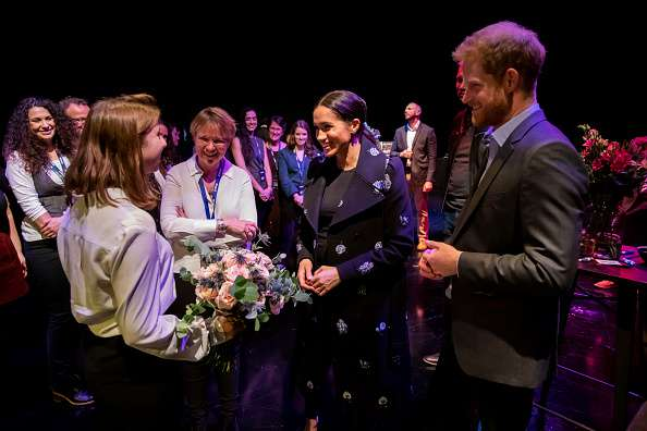 Rocking Leather Pants A Week Post-Labor: Meghan Markle Keeps Defying Fashion Stereotypes