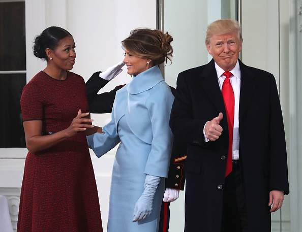Melania Trump Is A More Effective FLOTUS As She Can Connect With People, While Michelle Obama Simply Existed To Support Her Husband, Expert SaysMelania Trump Is A More Effective FLOTUS As She Can Connect With People, While Michelle Obama Simply Existed To Support Her Husband, Expert SaysMelania Trump Is A More Effective FLOTUS As She Can Connect With People, While Michelle Obama Simply Existed To Support Her Husband, Expert Says-
