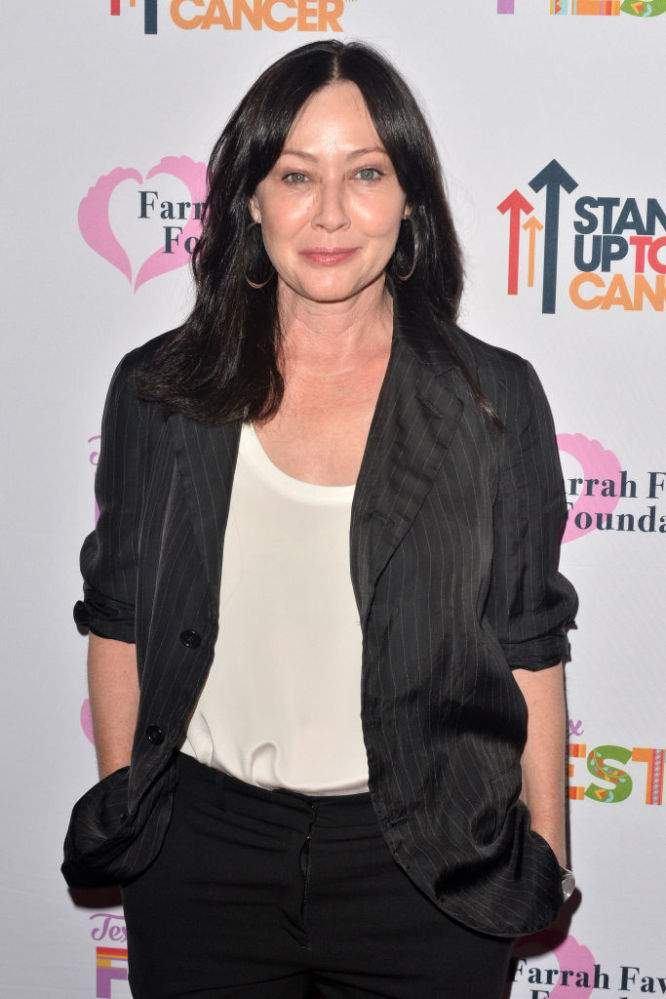 Fans Send Prayers To Shannen Doherty Who Announced Her Stage 4 Breast Cancer DiagnosisFans Send Prayers To Shannen Doherty Who Announced Her Stage 4 Breast Cancer Diagnosis