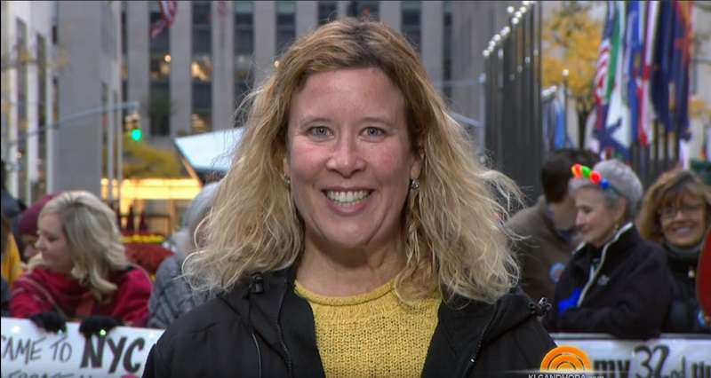 50-Year-Old Hospital Volunteer Transforms Into A Young Hottie After Taking A Few Inches Off Her Hairappearance transformation, today show, amy makeover