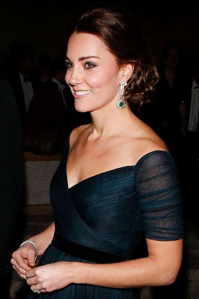 I fan si chiedono se l'assenza di Kate dal party prenatale di Meghan sia dovuta alla loro precedente lite