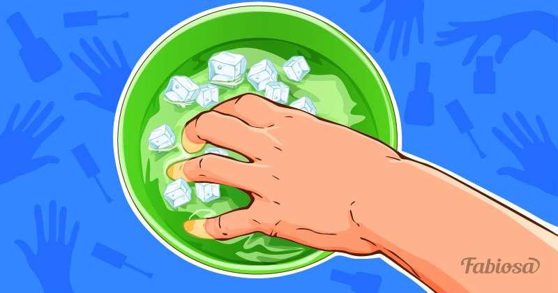Drei Tipps wie man zu Hause schnell den Nagellack