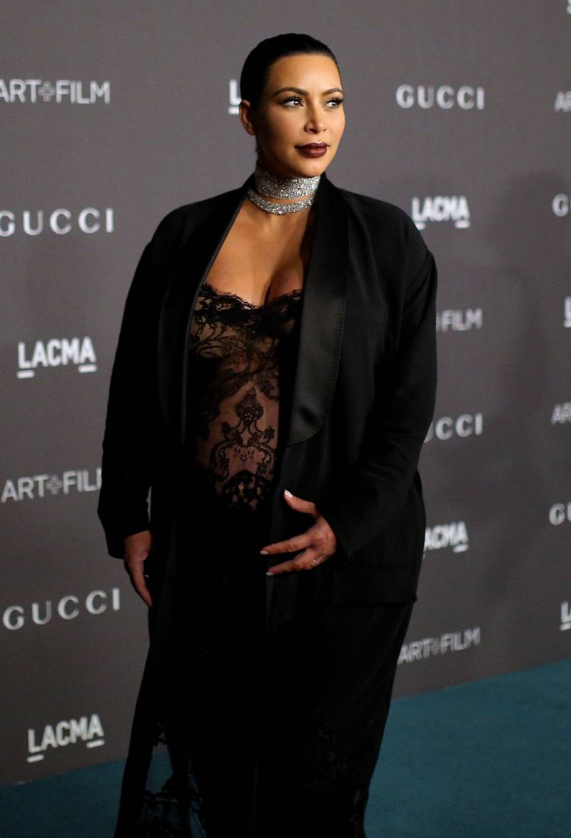 Photos Of 8 Stars Who Looked Amazing In The Last Months Of Pregnancy