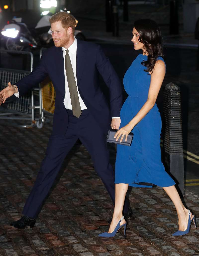 Prince Harry and Meghan Markle, 100 Days to Peace