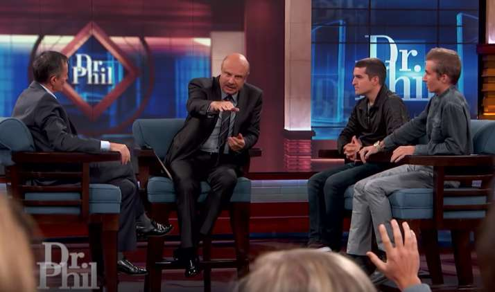 Father-Of-Two Uses Baseball Bats To Defend Himself From His Own Sons. Dr. Phil Explains How To Cope With Children's Aggressive BehaviorFather-Of-Two Uses Baseball Bats To Defend Himself From His Own Sons. Dr. Phil Explains How To Cope With Children's Aggressive BehaviorFather-Of-Two Uses Baseball Bats To Defend Himself From His Own Sons. Dr. Phil Explains How To Cope With Children's Aggressive BehaviorFather-Of-Two Uses Baseball Bats To Defend Himself From His Own Sons. Dr. Phil Explains How To Cope With Children's Aggressive BehaviorFather-Of-Two Uses Baseball Bats To Defend Himself From His Own Sons. Dr. Phil Explains How To Cope With Children's Aggressive Behavior