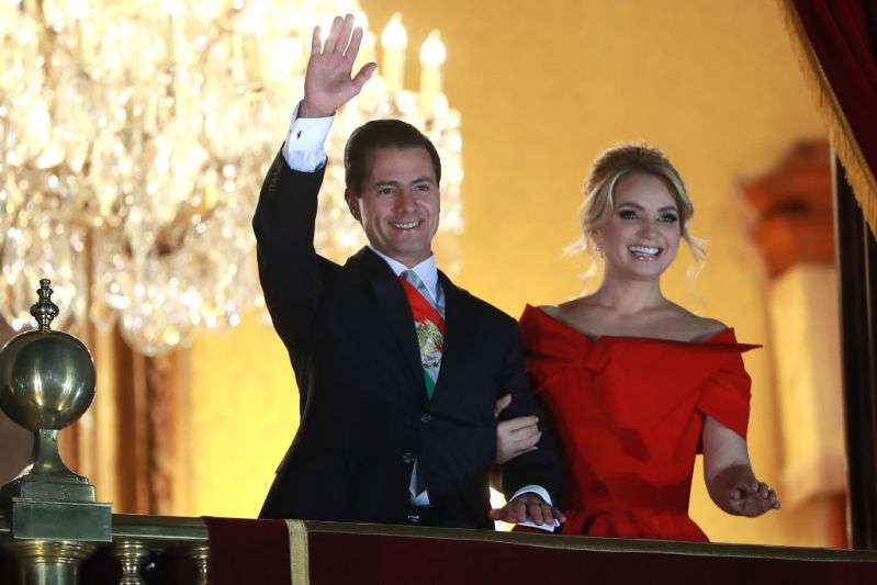 ¿Angélica Rivera pasó de Peña Nieto a Eduardo Yáñez? El galán habla de su relación con la actriz