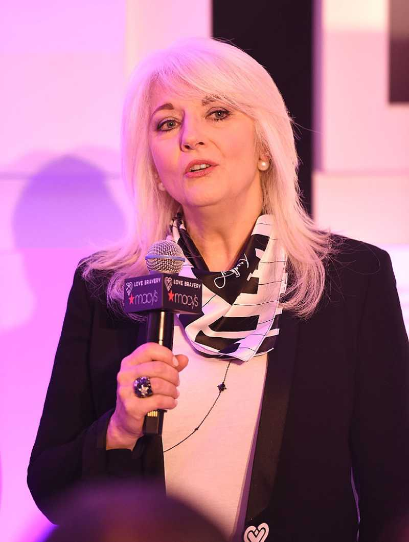Born This Way Foundation Co-Founder, Cynthia Germanotta