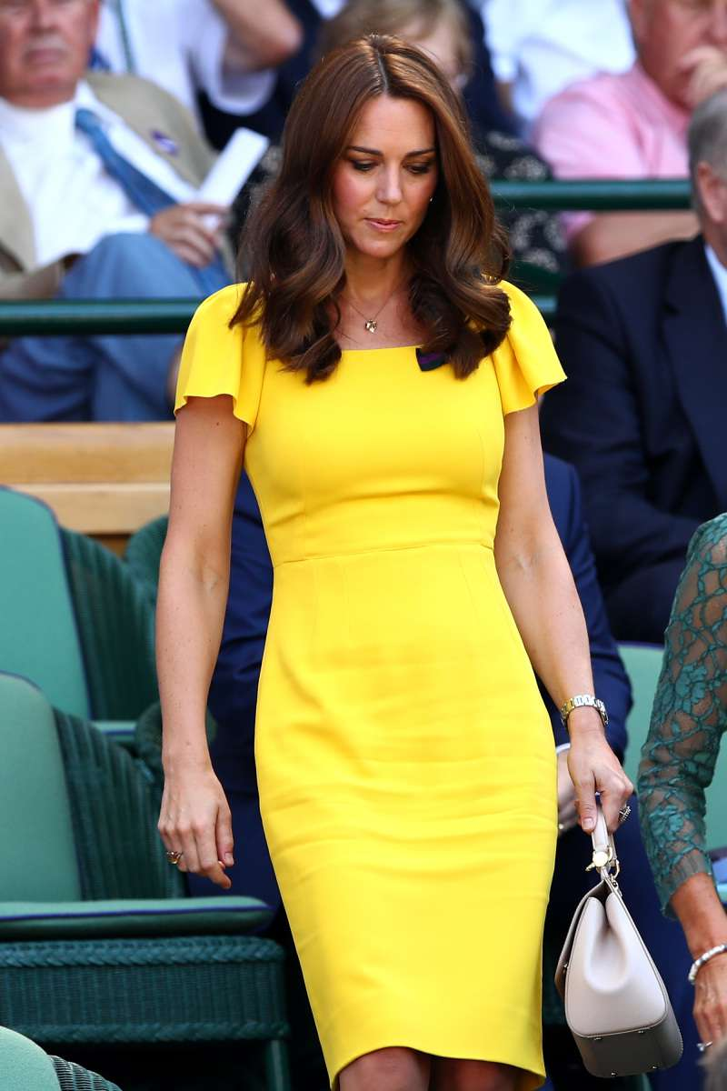 Celebrating New Year In Yellow! Fashion Tips From Melania, Meghan, Kate, And Other Powerful Trendsetters