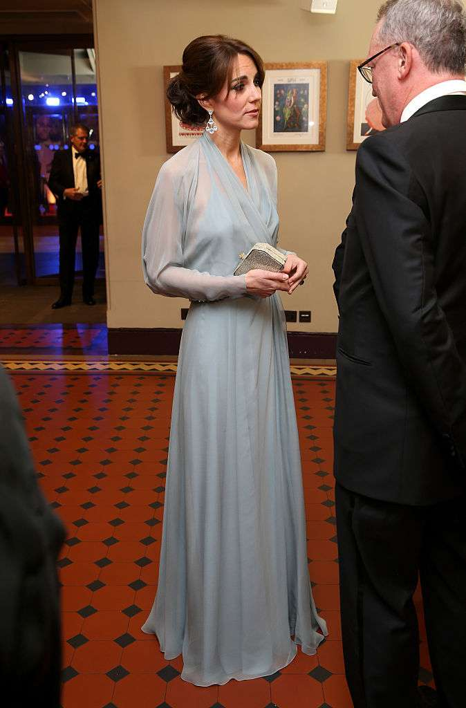 Die verführerischsten Kleider der Herzogin von Cambridge, Kate Middleton-