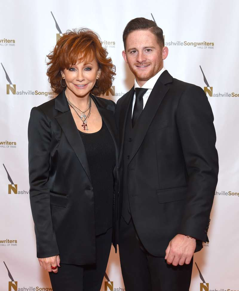 Two Peas In A Pod: Reba McEntire's Lookalike Son Is All Grown Up And Is A Popular Race Car Driver