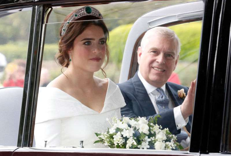 Princess Eugenie Talks About Her Wedding For The First Time, Reveals The Perfect Way She Started Her Married Life