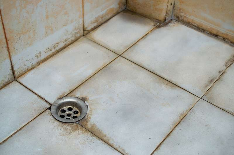 This Homemade Grout Cleaner Might Leave You Amazed At How Shiny Your Tiles Can Be