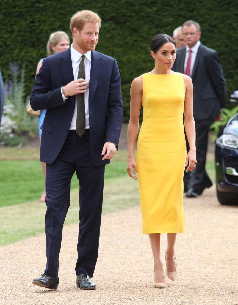 Traditions royales et bébés : quelles sont les règles que le prince Harry et Meghan Markle ont transgressées