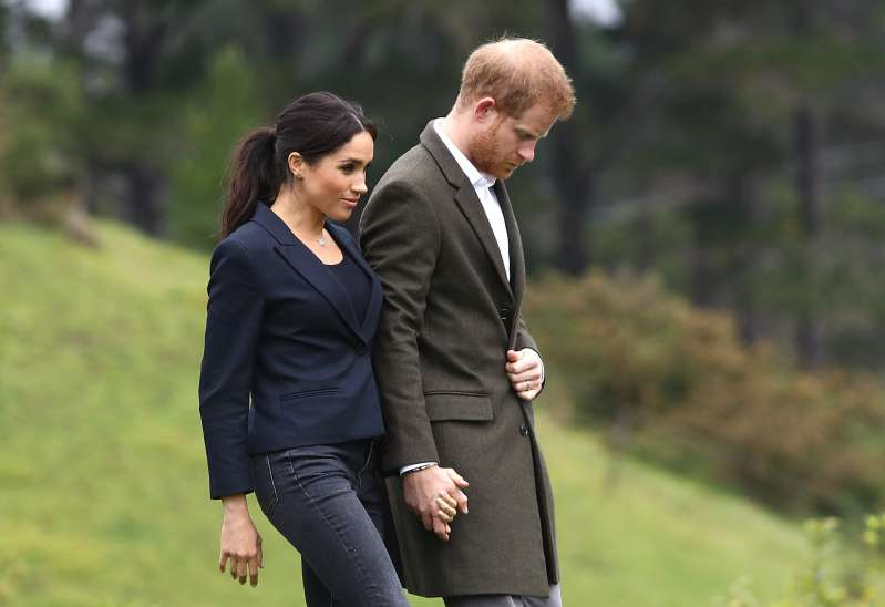 """Powerless"": Prince Harry Is Upset By How Little He Can Do About The Negativity Surrounding Meghan"