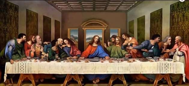 La Celebre Peinture La Cene 7 Faits Inconnus A Propos De Ce Veritable Chef D œuvre