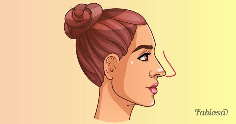 Что форма носа может рассказать о человеке, согласно физиогномике