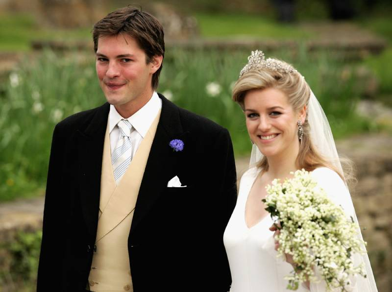 Who Are Camilla's Children And Why Aren't They Frequent Guests In The Royal Palace?Laura Parker Bowles leaves church having married Harry Lopes at St Cyriac's Church, Lacock on May 6, 2006