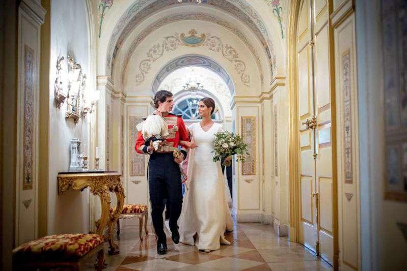Oktober ist der Monat royaler Hochzeiten: Herzog von Huéscar heiratet seine Freundin Sofía Palazuelo