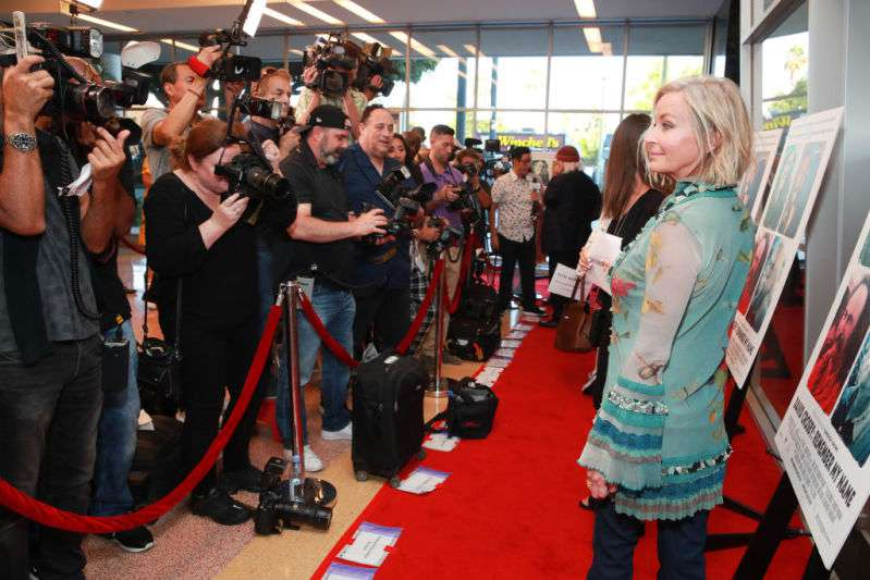 62-Year-Old Bo Derek Looks Years Younger In A Vibrant Low-Cut Blouse During A Captivating Appearance At LA Movie Premiere
