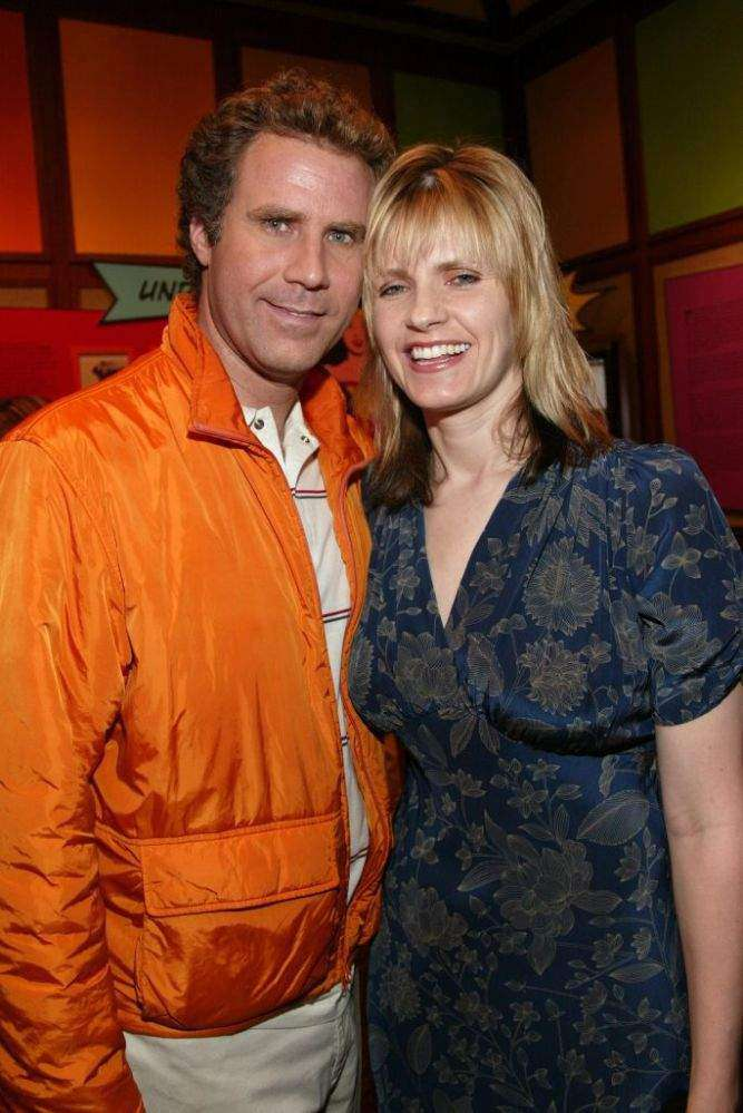 Will Ferrell S Been Married To Swedish Beauty Viveca For 19 Years Still Feels Lucky To Have Her
