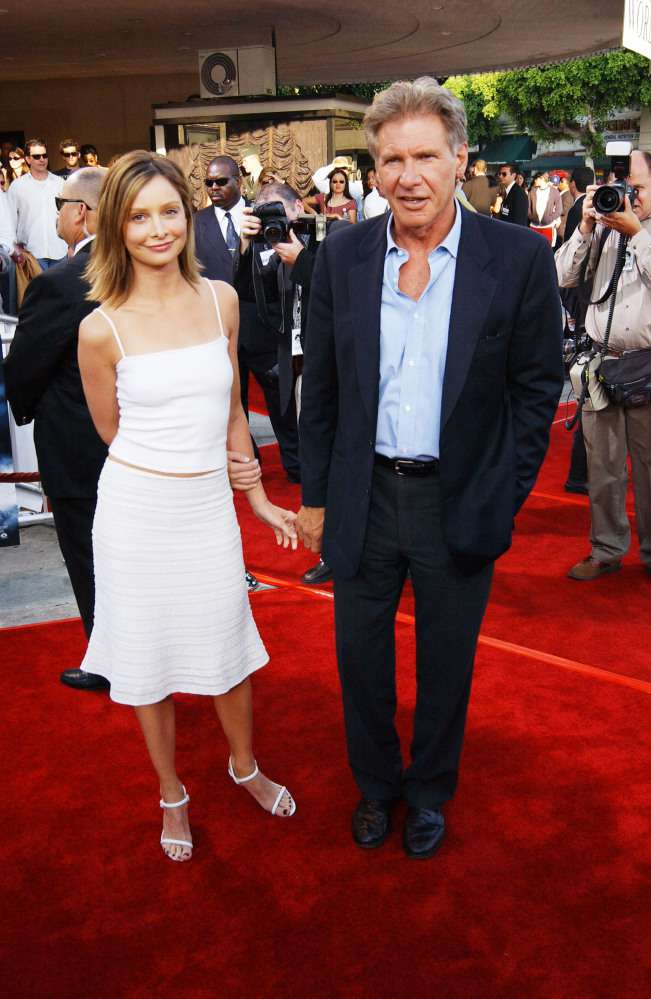 For Better Or For Worse: Harrison Ford And Calista Flockhart
