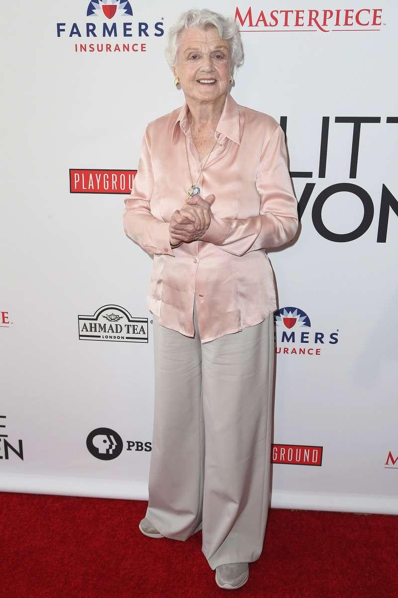 Angela Lansbury Gestorben