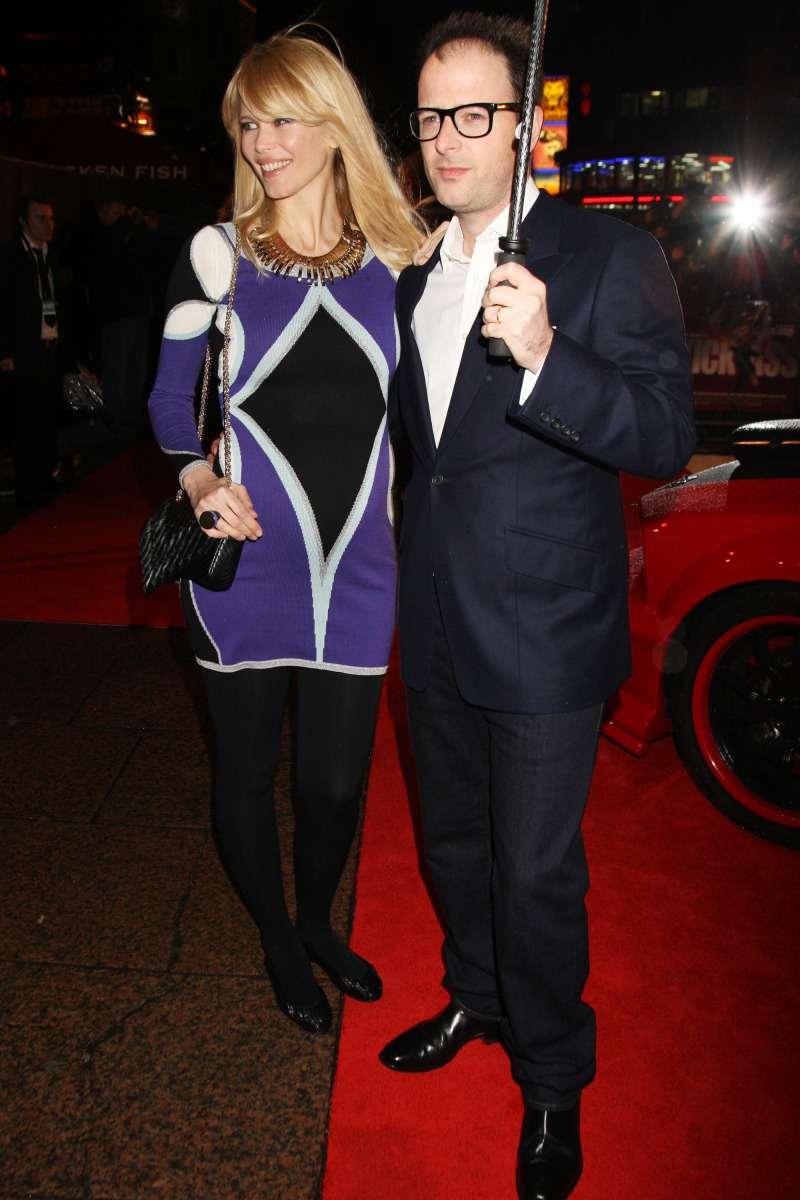Wie Claudia Schiffer ihre wahre Liebe Matthew Vaughn fand, nachdem sie sich von David Copperfield getrennt hatte