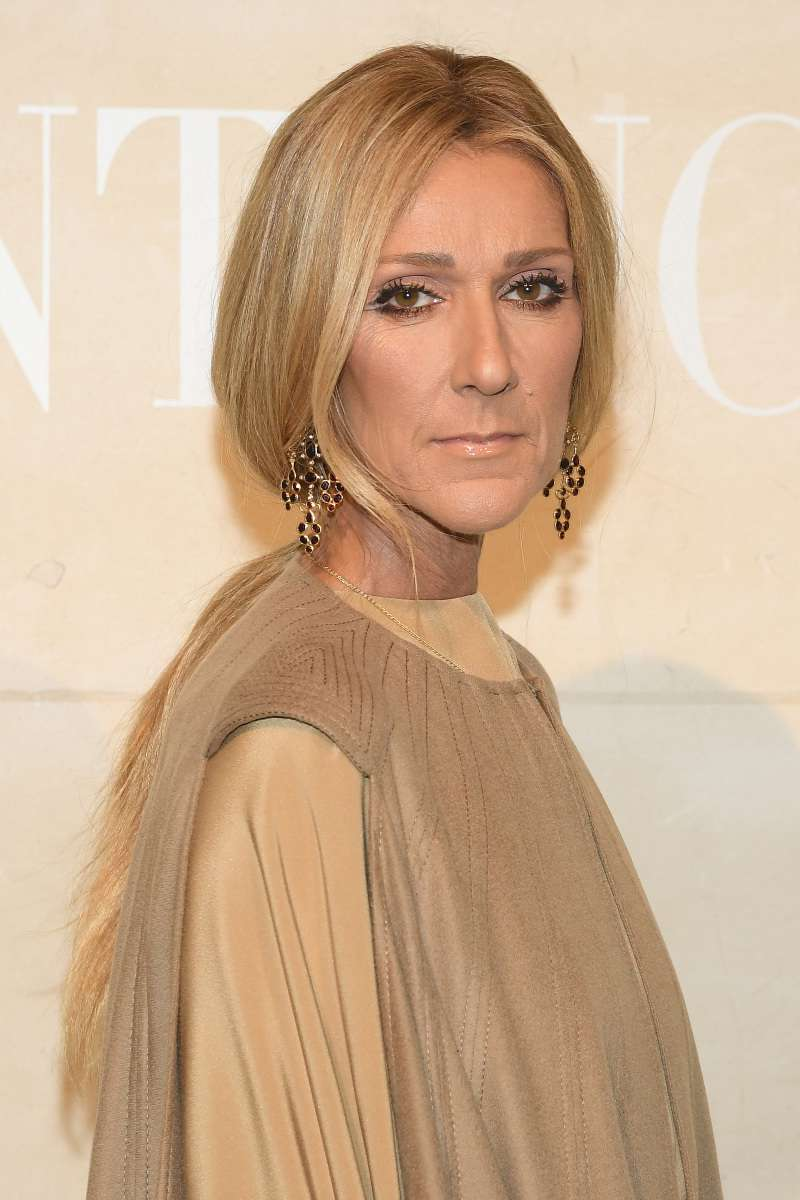 Celine Dion Brought To Tears By A Sweet Reminder Of Her Late Husband Rene Angelil At The Valentino ShowCeline Dion Brought To Tears By A Sweet Reminder Of Her Late Husband Rene Angelil At The Valentino Show