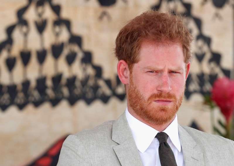 «Я просто одержим»: принц Гарри рассказал о своей забавной привычке