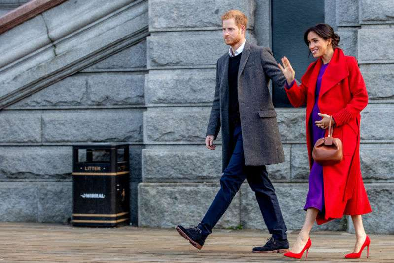 Another Benefit Of Being A Royal: Why Doesn't Meghan Markle Wear Maternity Clothes?prince harry