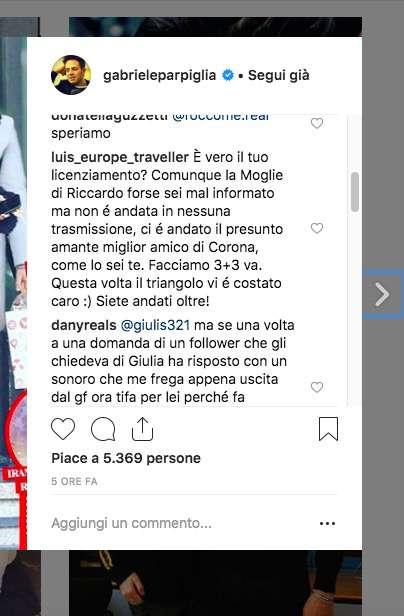 Caso Fogli, Mediaset fa cedere le teste: Fatti fuori gli autori, Marcuzzi a rischio?