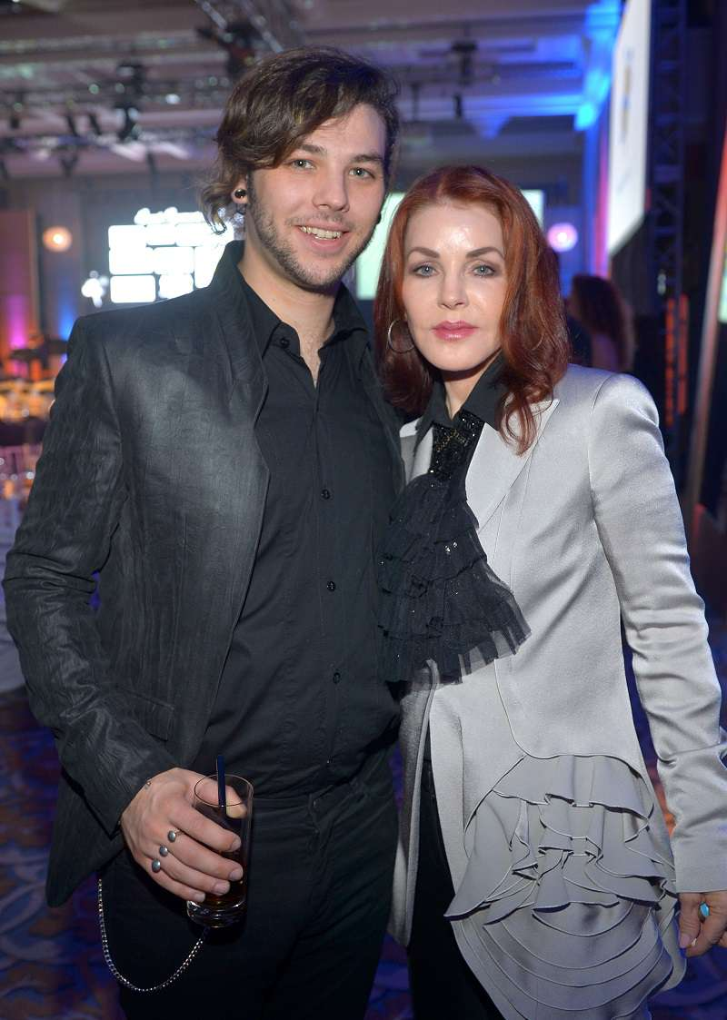Priscilla Presley's Son Navarone Garibaldi Looks Exactly Like Her. Their Resemblance Is Striking!