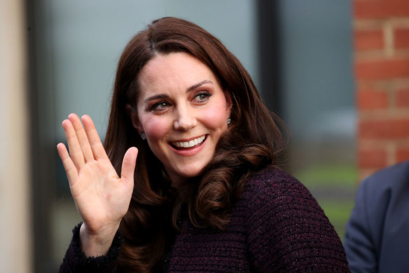 Duchess Of Cambridge, Kate Middleton, Looks Unrecognizable In A Short Hairstylea