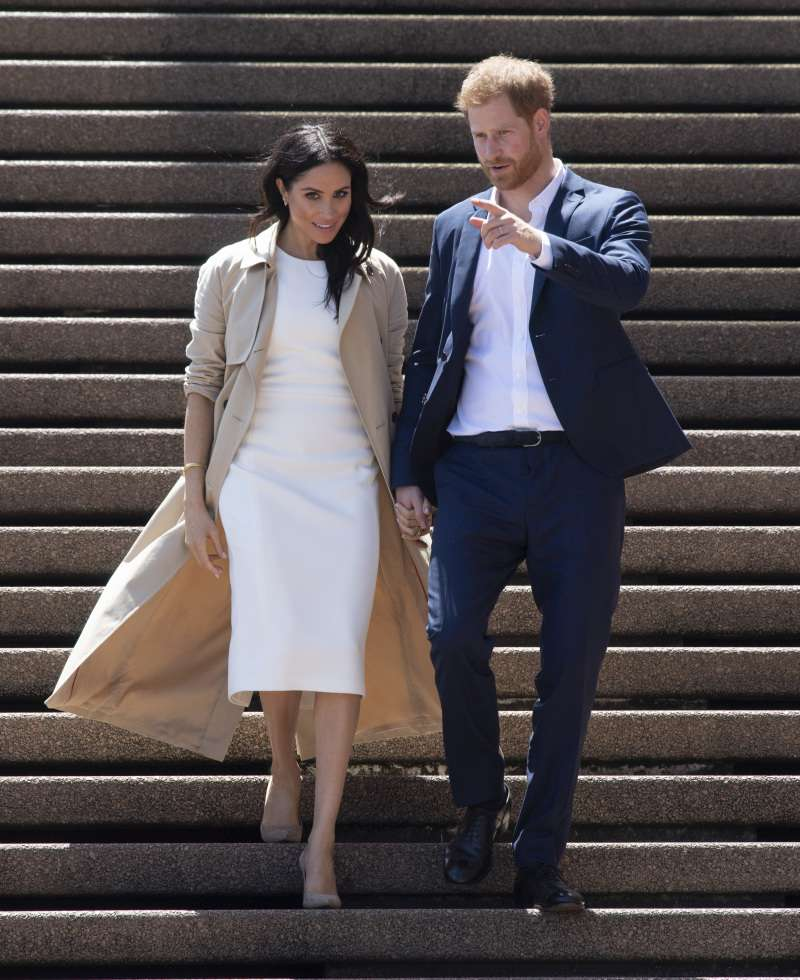 What About The Virus, Meghan? Pregnant Duchess Of Sussex Went On A Tour To Zika-Plagued Countries