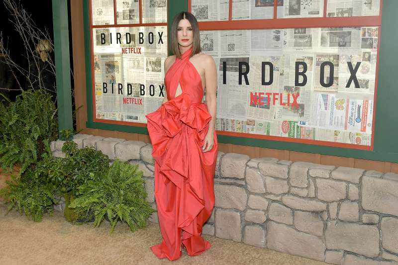 In A Rare Interview, Sandra Bullock Opened Up About Her Adop
