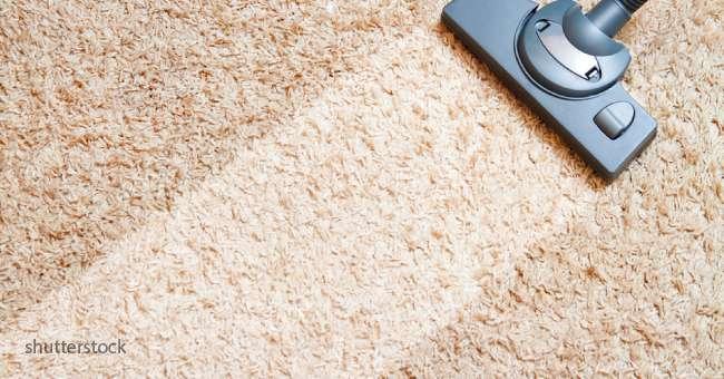 le vinaigre et le bicarbonate sont de pr cieux alli s pour nettoyer un tapis sale sur fabiosa. Black Bedroom Furniture Sets. Home Design Ideas