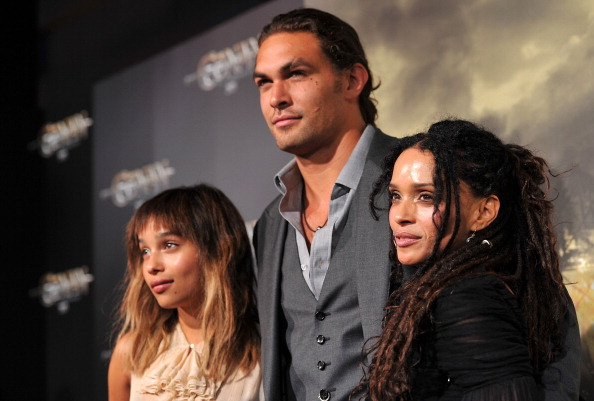 A Blended Family: Jason Momoa And Lisa Bonet Have A Unique Love Story That Includes Her Ex-husband and Daughter